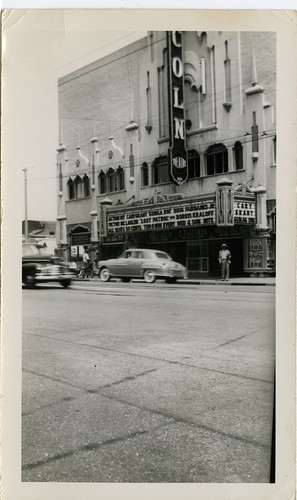 Lincoln Theatre 2300 South Central Avenue Los Angeles J ...