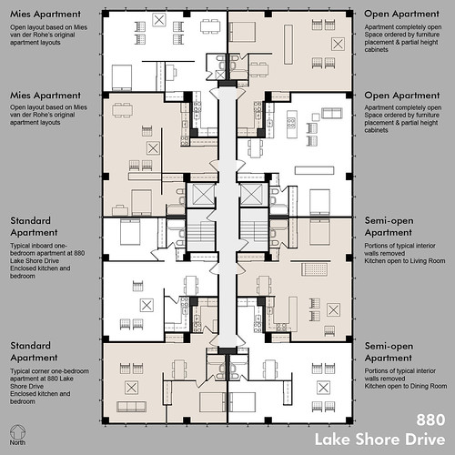Apartment Plan Possibilities  Possible layouts for apartmen  Flickr