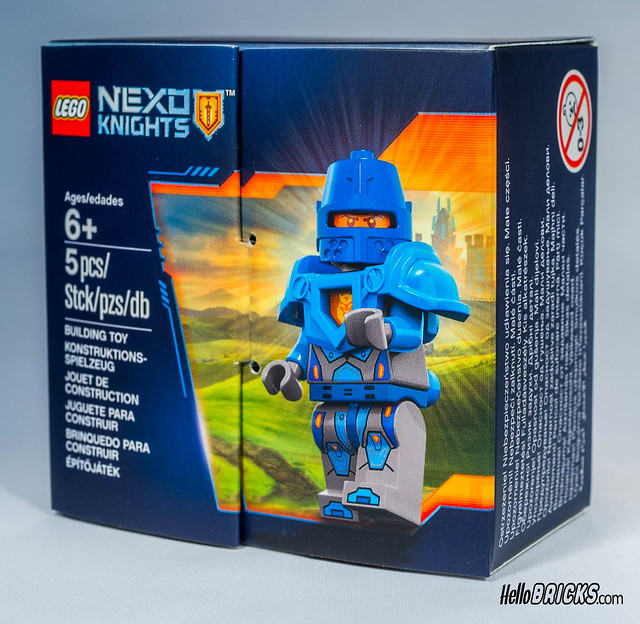 Lego 5004390 - Nexo Knights Exclusive Package