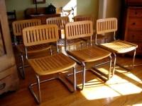 Marcel Breuer Slatted Chair