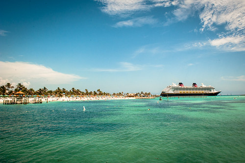 Disney Dream Cruise - Castaway Cay