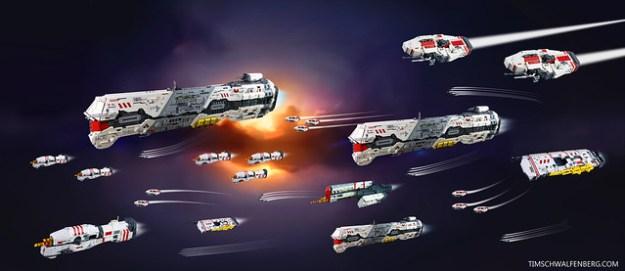 Vaygr Fleet