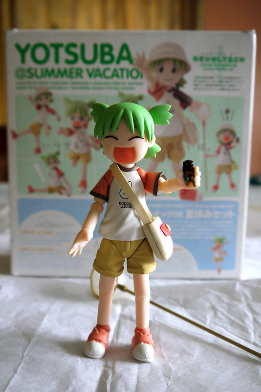 20120129_155545 Revoltech Yotsuba Summer Vacation