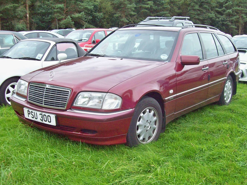 hight resolution of  183 mercedes c240 elegance estate 1999 by robertknight16