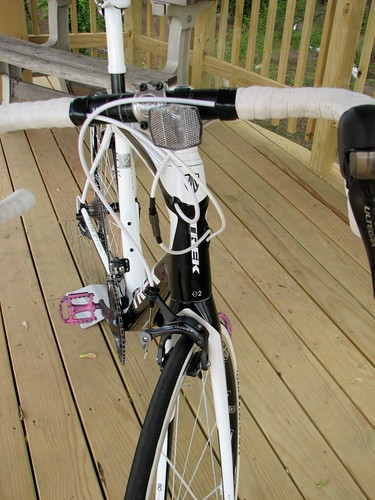 Trek Domane  E2 head tube and cable routing  Bicycle Garage Indy  Flickr
