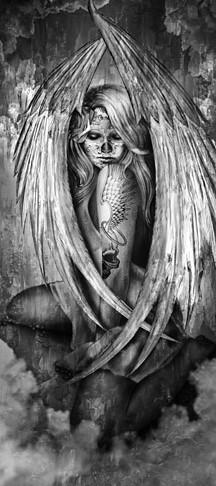 Sad Girl Death Wallpaper Digoil Enriquez Flickr