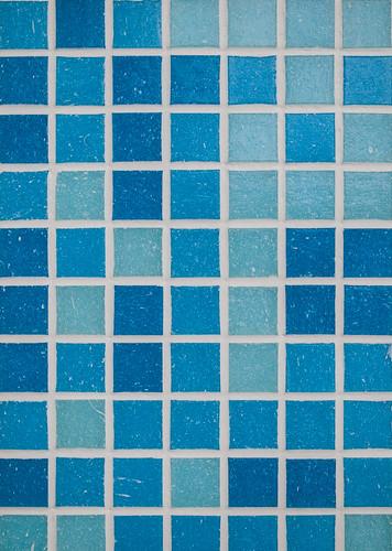 Blue Mosaic Bathroom Tiles  Blue mosaic bathroom tiles PERM  Flickr