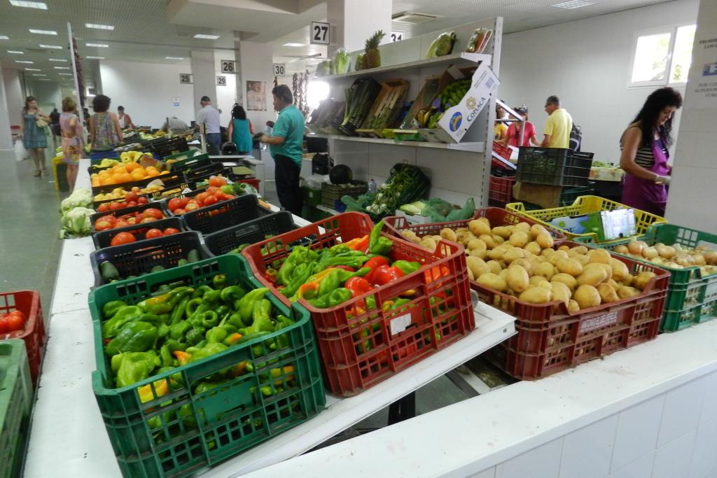 Mercado de Cazorla Jaen 03