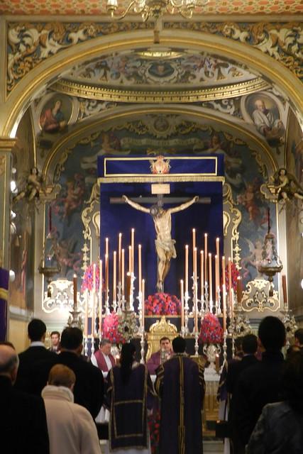 Capilla de Nuestra Señora de los Angeles Sevilla 03