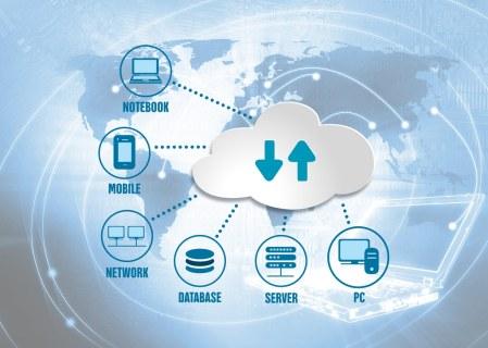 Stockage et enregistrement cloud