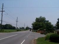 Poplar Tent Road near Gable Oaks subdivision | Looking ...