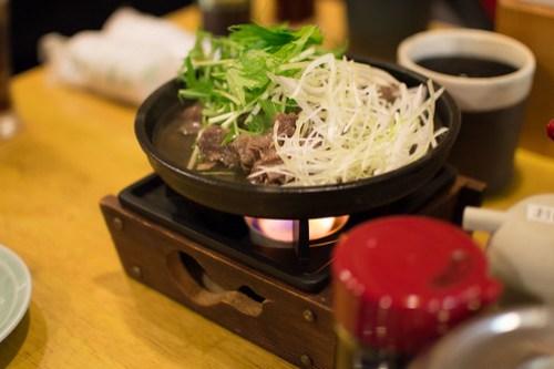 Dinner - Beef Dish