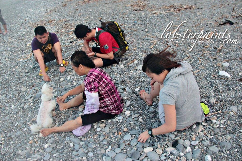 15 September 2012: Chishingtan 七星潭   Hualien, Taiwan