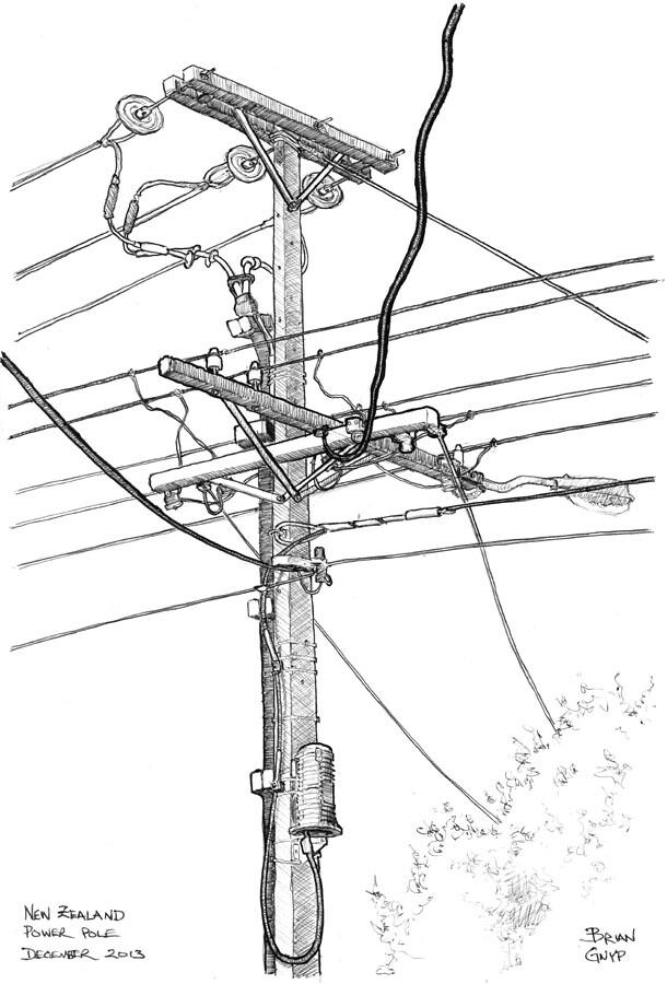 Wiremold Power Pole Wiring Diagram