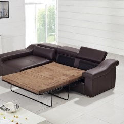 Contemporary Leather Sofa Bed Restoration Hardware Maxwell Craigslist Modern Furniture In Brown Color Vgyit13 Flickr Vgyit136c By Miami