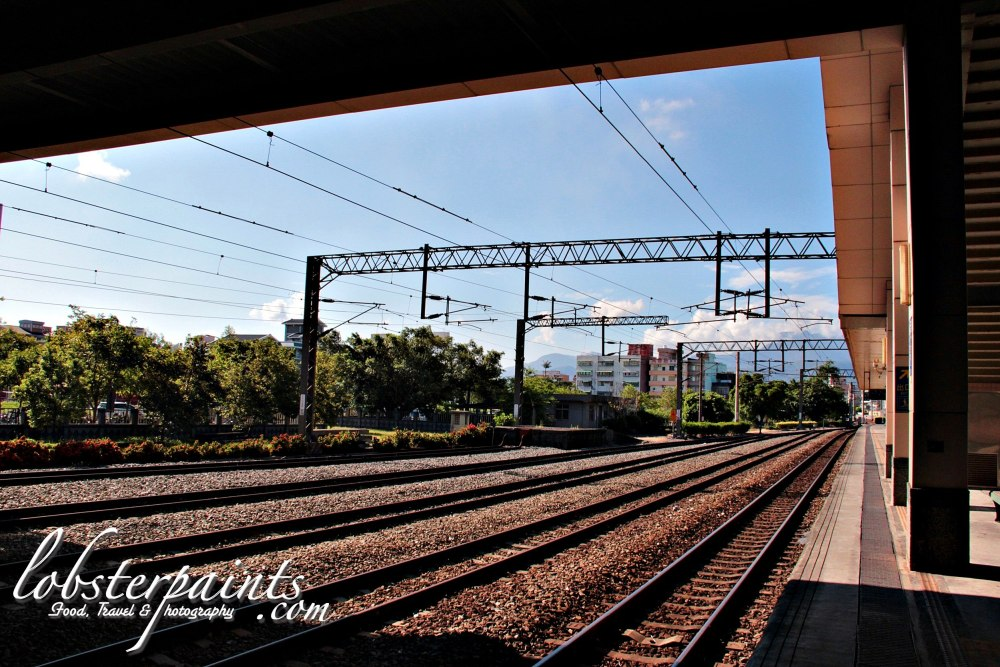 14 September 2012: Luodong Railway Station | Yilan, Taiwan
