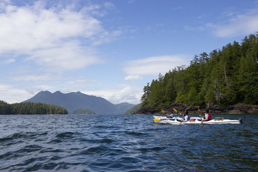 Paddle West Kayaking Tour
