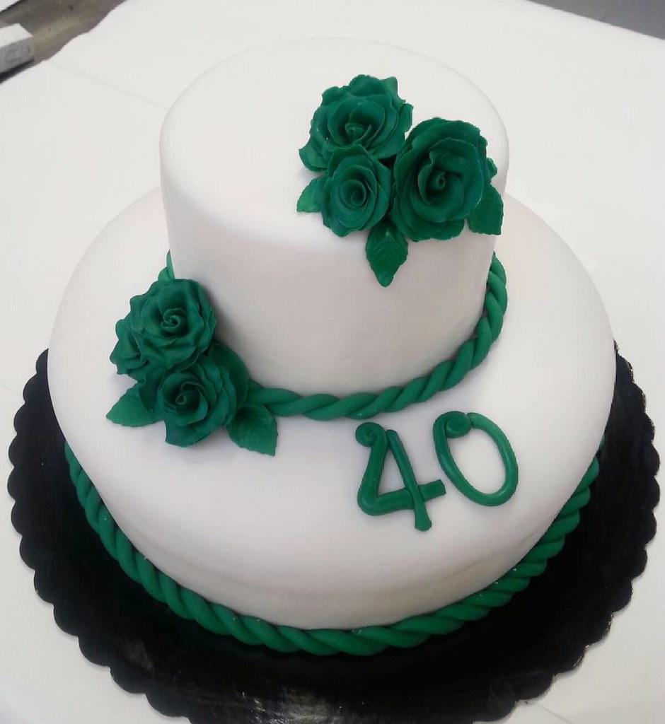 Torte Per I 40 Anni PB54  Regardsdefemmes
