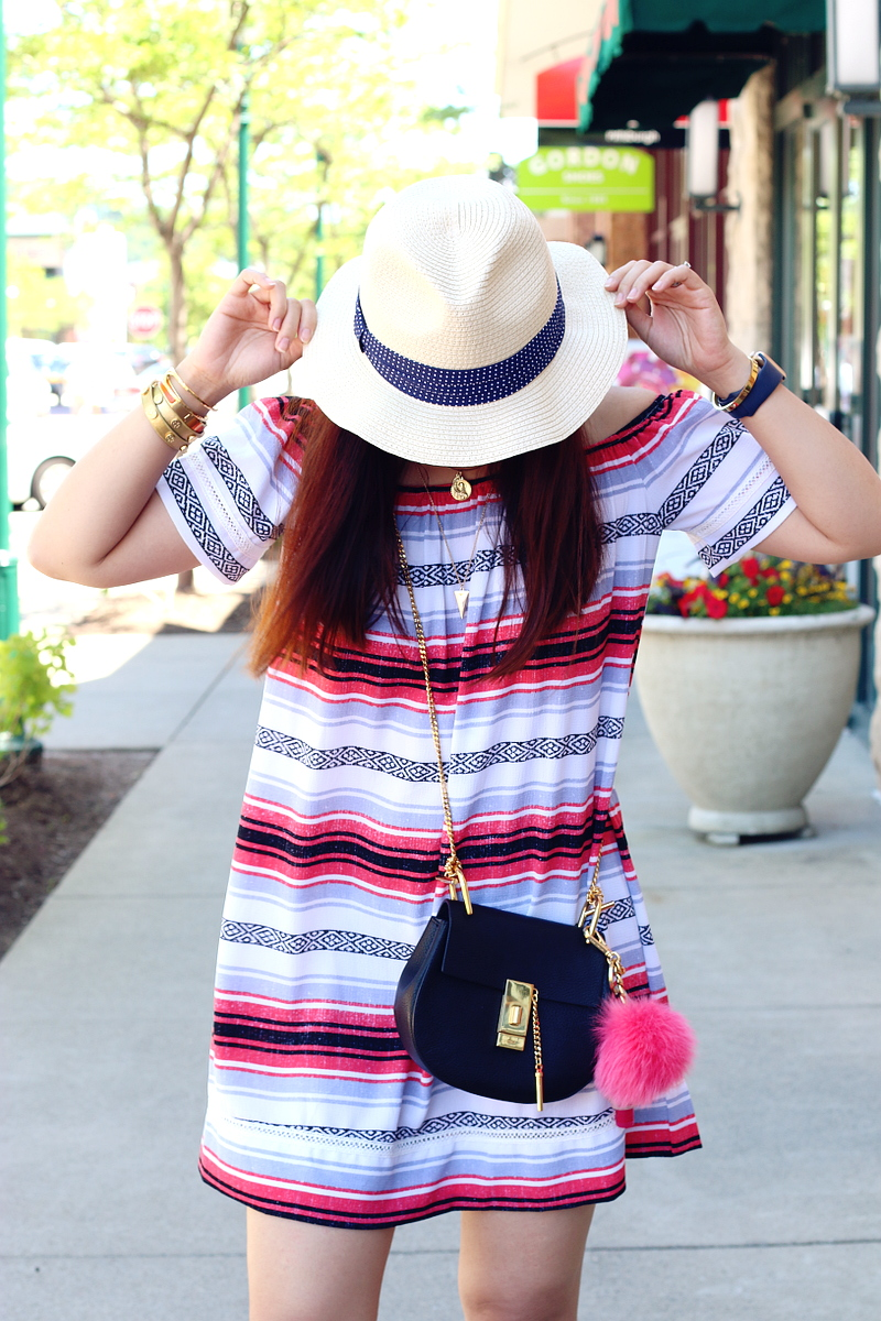 straw-hat-stripe-dress-chloe-drew-bag-9