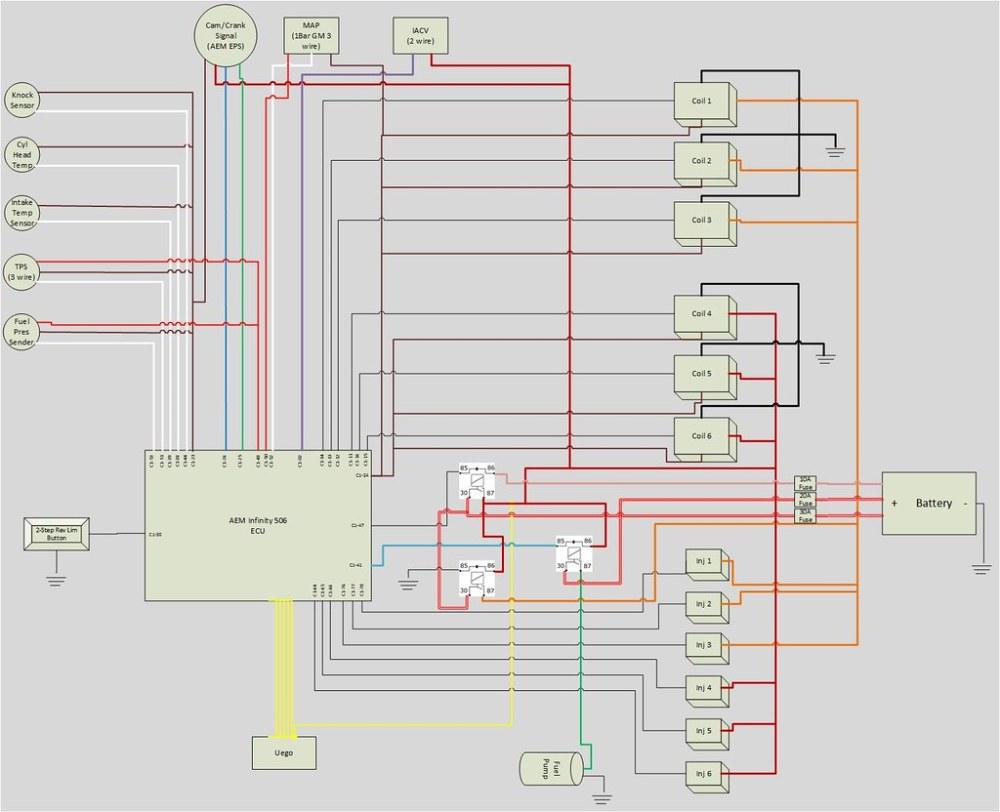 medium resolution of aem infinity 506 porsche 911sc wiring schematic by pampadori