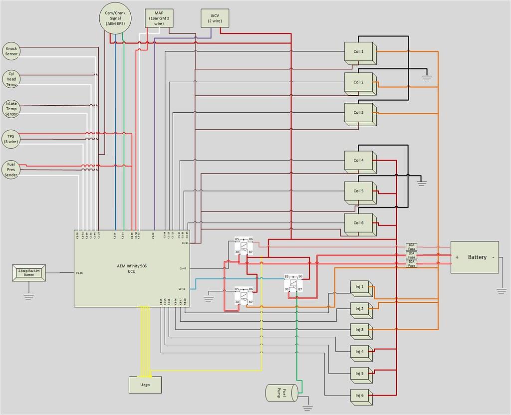 hight resolution of aem infinity 506 porsche 911sc wiring schematic by pampadori