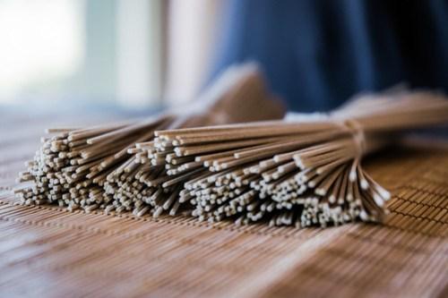 buckwheat soba noodles