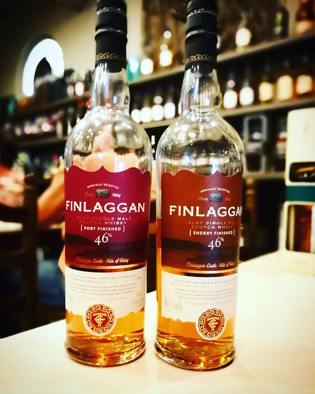 The Finlaggan Port finish is a delicious whisky at a very affordable price point!