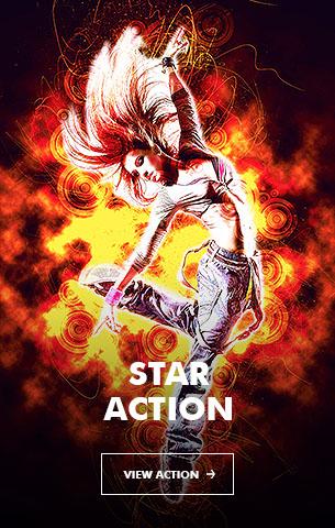 Ink Spray Photoshop Action V.1 - 79