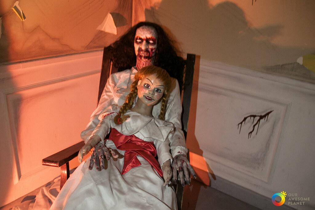 Mystery Manila: Debby's Doll