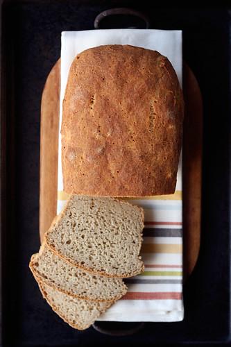 Americas Test Kitchen  Glutenfree Sandwich Bread Recipe