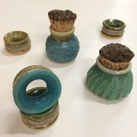 Ceramic Stash Jars starting at $15! Ceramic HempWick Holde ...