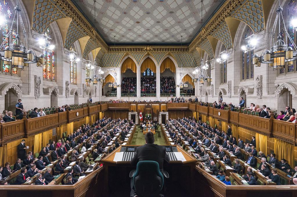 House of Commons  La Chambre des communes  Flickr