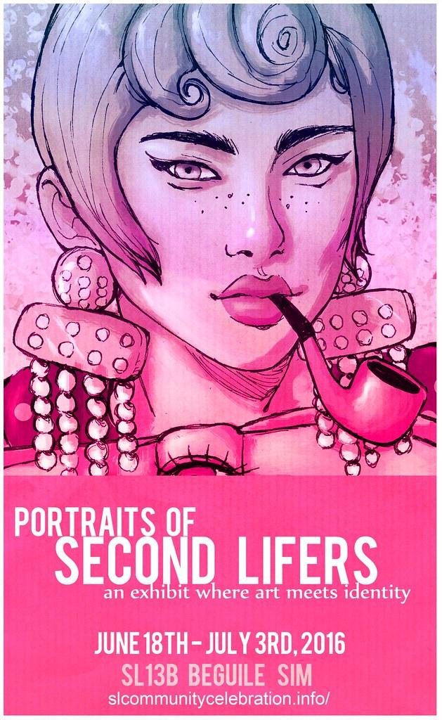 Exhibit - Portraits of Second Lifers