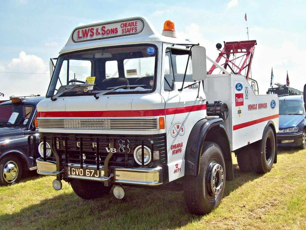 medium resolution of  robertknight16 331 ford d2417 recovery truck 1970 by robertknight16