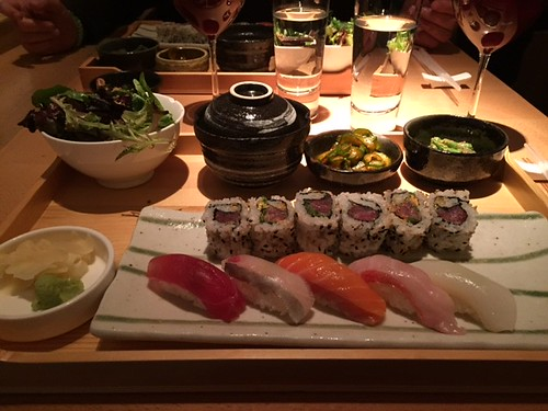 Morimoto, Sushi, NY Restaurant Week. NYC, Nueva York