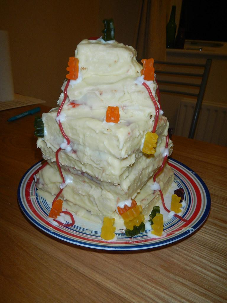 Gummibaren Kuchen Gravity Cakes Die Besten Rezepte Fur Schwerelose