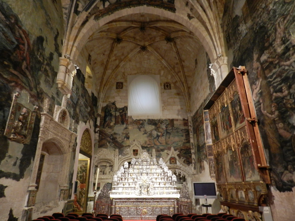 Fotos de iglesias de zamora conventos de zamora espa a for Catedral de zamora interior