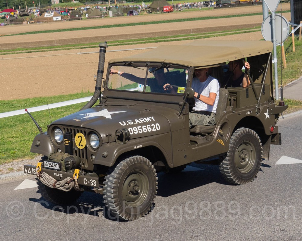 medium resolution of  willys u s army jeep by jag9889