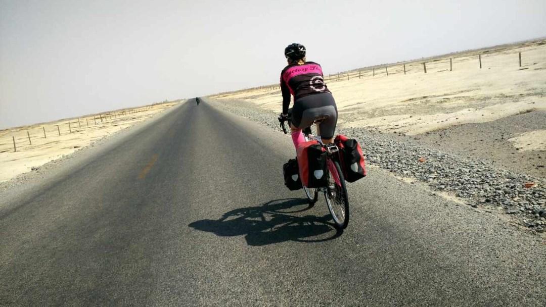 Cycling Xingjiang