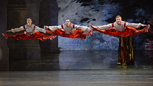 BRB Nutcracker  Russian dancers James Barton Alexander