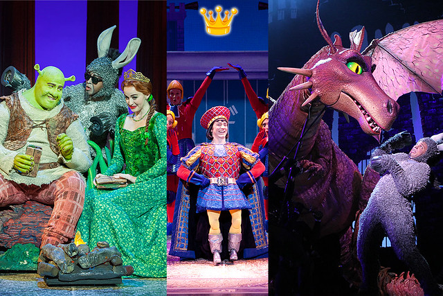 shrek Cast Singapore