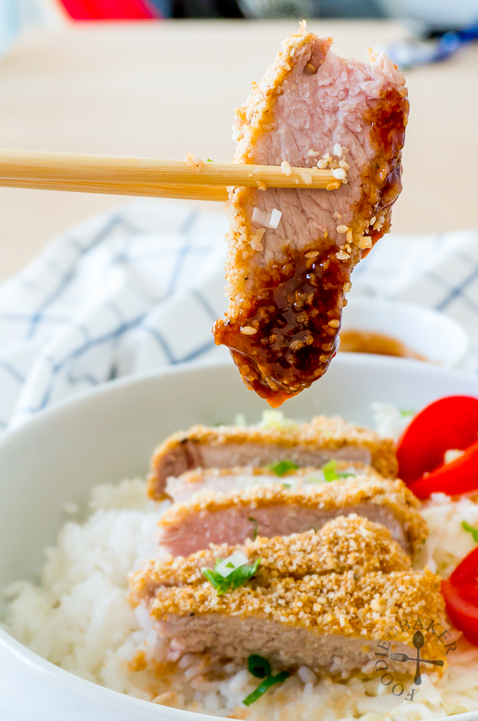 how to cook pork tonkatsu