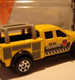 matchbox 2015 ford f 150 contractor truck no9 ian m k construction 1 64  [ 1024 x 768 Pixel ]