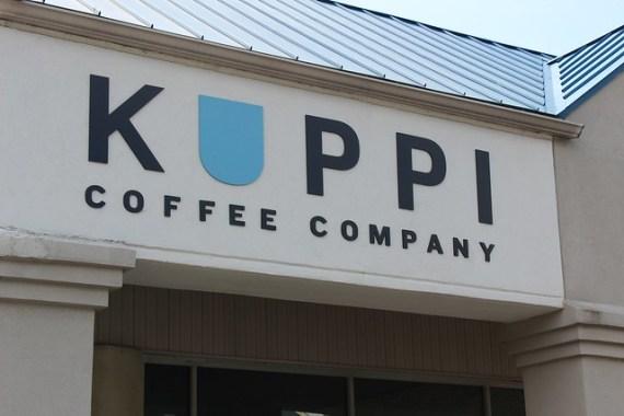 KUPPI COFFEE COMPANY