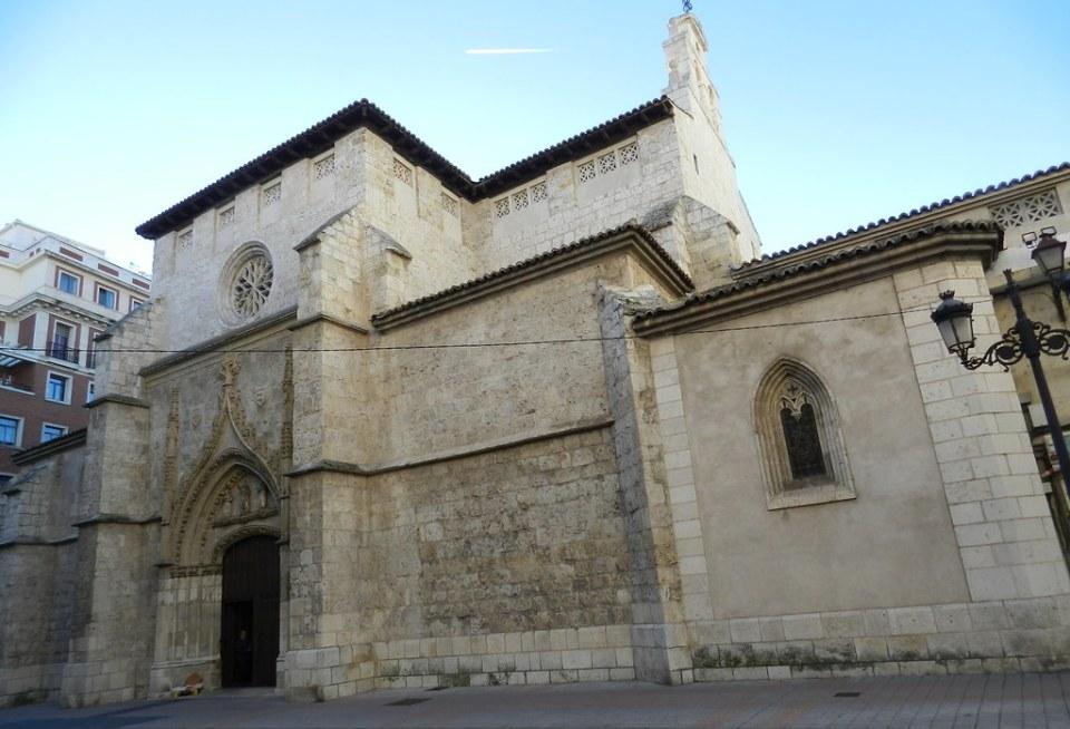 Iglesia Santa Clara Palencia 03