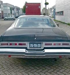 classicsonthestreet 1974 chevrolet impala 4 door sedan by classicsonthestreet [ 1024 x 768 Pixel ]
