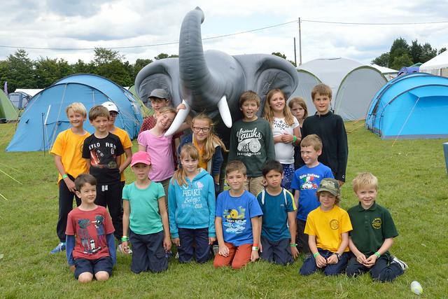 Cubs Sussex 100 Camp 2016