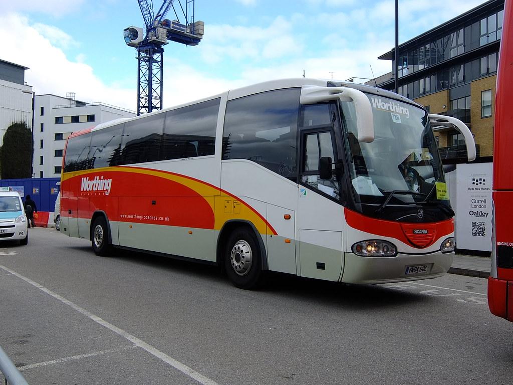 Brighton Motors Worthing Scania Irizar Wiring Diagram Coaches K114eb4 Yn04goc At Flickr