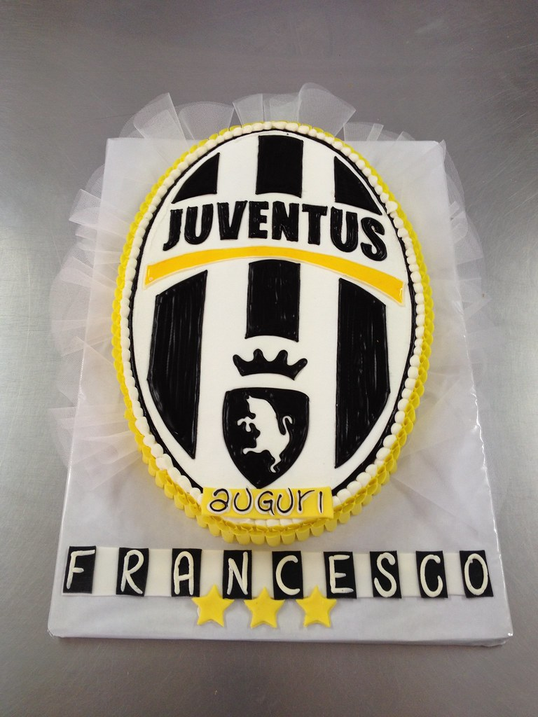 Foto Torte Compleanno Juventus  Idea di immagine del torta