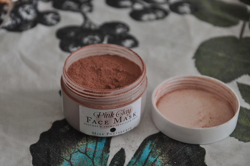 Pink clay mask review miss patisserie